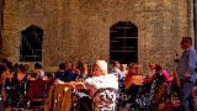 Museo Live la versione estiva nella corte del Pretorio