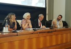 presentazione della candidatura da parte del sindaco Alessandro Tomasi