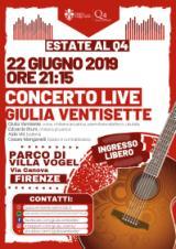 Concerto Giulia Ventisette