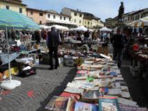 mercato ambulante greve in chianti
