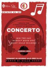 Locandina Concerto al Q4
