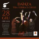 lo spettacolo-danza dell'associazione Natya Gioia