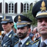 La Guardia di Finanza celebra il 245° anniversario di fondazione (foto archivio Antonello serino Met)