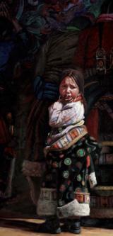Un'opera di Han Yuchen