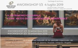 workshop culturali musei