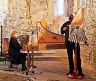 La Fisarmonica di Leonardo in concerto a Vinci (foto da comunicato)