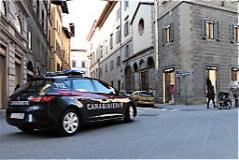 Firenze: tre persone arrestate per furti e truffe ad anziani (foto Antonello Serino MET)
