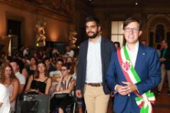 Il sindaco Nardella e l'assessore Guccione