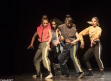 KINESIS CONTEMPORARY DANCE COMPANY