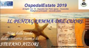 San Pietro Igneo a Fucecchio tra il Genio di Vinci e le note in musica di Atzori