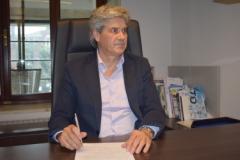 Duilio Senesi uovo presidente Ordine architetti (foto da comunicato)