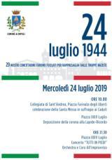 Manifesto 24 Luglio 2019 a Empoli