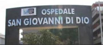 Ingresso ospedale di Torregalli