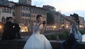 Cresce il turismo orientale a Firenze e nella città metropolitana