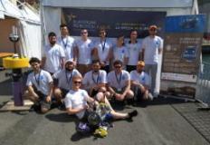 Il Team dell'Università di Firenze (foto da comunicato)