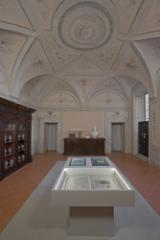 Pistoia - Museo Spedale sala interna