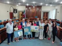 Presentazione progetto per la scuola e l'ambiente a Fucecchio