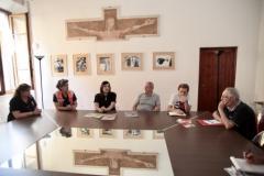 Emergenza sangue, l'appello dell'assessore Torrini e delle associazioni (foto da comunicato)