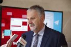 L'Assessore Ceccarelli (foto da comunicato)