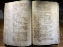 Verbale riunione 25 gennaio 1504 - archivio dell'Opera di S.Maria del Fiore (foto da comunicato)
