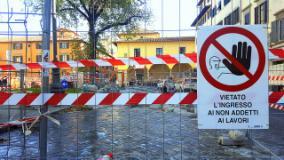 Viabilità: mercoledì e giovedì modifiche in via Calamandrei e piazza del Carmine