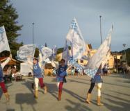 Inaugurazione Piazza di San Polo in Chianti
