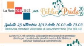 Castelfiorentino: Rea.net per BiblioPride