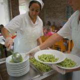 Nuovi prodotti biologici per i pasti della refezione scolastica di Vinci