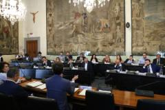 Prima seduta della nuova Assemblea di Palazzo Medici Riccardi (foto Antonello Serino, Ufficio Stampa - Redazione MET)