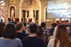 Firenze cum laude, l'Università e la città danno il benvenuto agli studenti