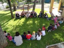 Inaugurazione giardino scuola Chiesanuona