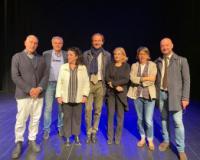 La Commissione Cultura al Teatro Puccini