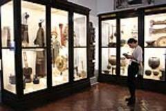 Ripensare un museo. Alla collezione di Antropologia dell'Università di Firenze arriva Museomix