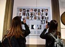 Museomix al museo di Antropologia dell'Universiità  (foto da comunicato)