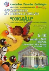35° Campionato Regionale Toscano di Ornitologia  Immagine da comunicato)