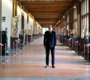 Eike Schmidt agli Uffizi