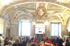 Un mercato di Natale per aiutare le persone nel fine vita (foto da comunicato)