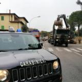 San Casciano in Val di Pesa: Ritrovamento ordigni bellici