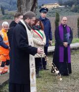 Commemorazione dei caduti sovietici a Pian d'Albero
