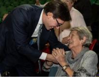 Il sindaco Nardella incontra gli anziani