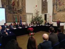 Firma protocollo discoteche in Prefettura a Firenze