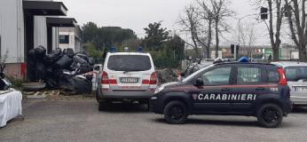 Rifiuti. Controllate tre aziende nel comune di Campi Bisenzio: azione congiunta della polizia municipale e dai carabinieri forestali