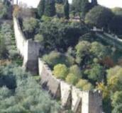 Mura di via dei Bastioni