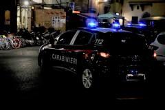 Carabinieri. Lite in strada, denunciati due uomini (foto Antonello Serino Met)