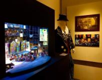Sala alla Fondazione Zeffirelli