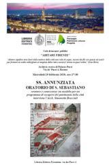 """Locandina evento """"Abitare Firenze"""""""