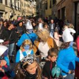 Tutti i colori del Carnevale tra le colline del Chianti