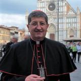 Cardinale Betori (foto Antonello Serino, Ufficio Stampa - Redazione Met)