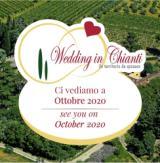 Wedding in Chianti, evento rimandato ad ottobre - locandina