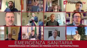 Videomessaggi dei Sindaci del territorio metropolitano fiorentino